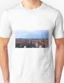 Roman Skyline Unisex T-Shirt