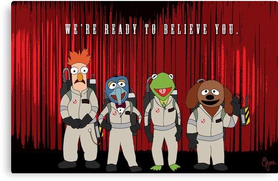 We're Ready to Believe You by Elliott Junkyard