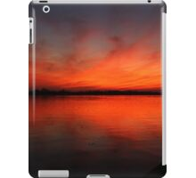 Fire on the River iPad Case/Skin