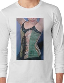 Corset Girl 2 Long Sleeve T-Shirt