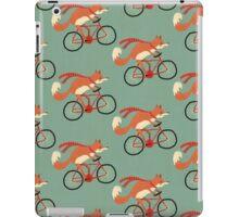 fox pattern iPad Case/Skin