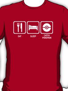 Eat Sleep Catch T-Shirt
