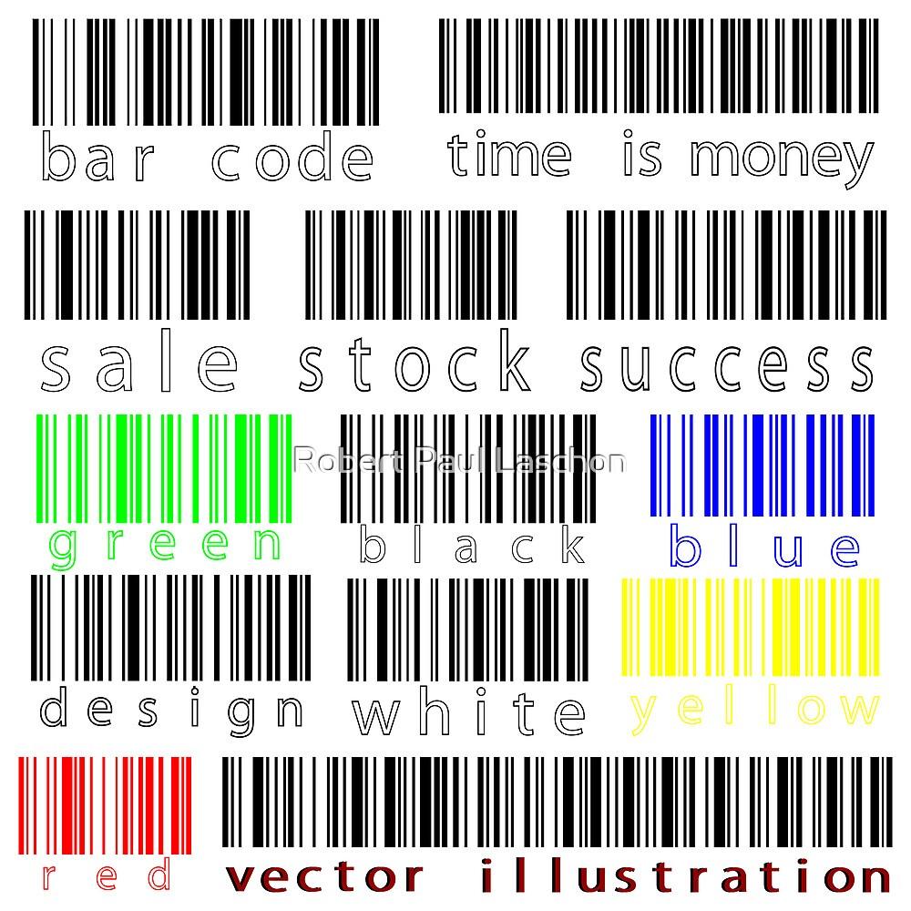 Bar codes by Laschon Robert Paul