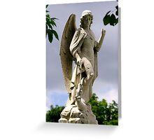 St. Joseph Catholic Cemetery - 2 Greeting Card