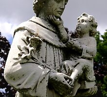 St. Joseph Catholic Cemetery - 3 by James Formo