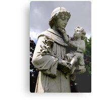 St. Joseph Catholic Cemetery - 3 Metal Print