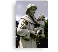 St. Joseph Catholic Cemetery - 3 Canvas Print