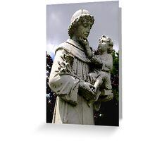 St. Joseph Catholic Cemetery - 3 Greeting Card