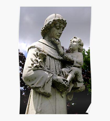 St. Joseph Catholic Cemetery - 3 Poster
