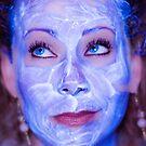 Beauty Mask by Leslie  Hagen