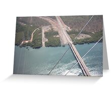 Palmerston Boat Ramp ~ Northern Territory Greeting Card