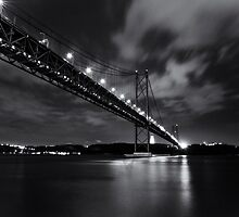 25 De Abril Bridge by Paulo Nuno