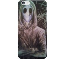 Eyeless Jack Creepypasta iPhone Case/Skin