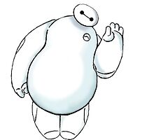 Hello. I am Baymax by bryonykate94