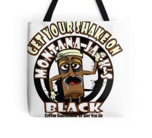 Montana Jack's Black Get Your Shake On Tote Bag