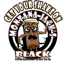 Montana Jack's Black Get Your Shake On Photographic Print