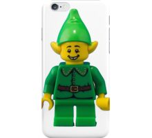 Little Green Elf iPhone Case/Skin
