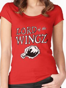 Lord of the Wingz Women's Fitted Scoop T-Shirt