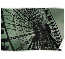 The Big Wheel Poster