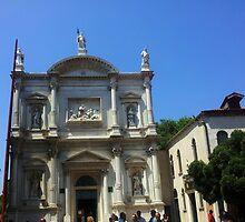 Venice Chapel by thetutor