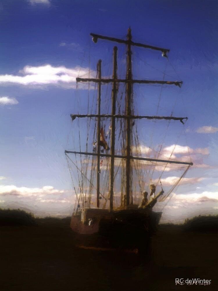 Ship of Dreams by RC deWinter