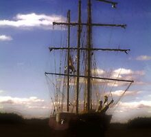 Ship of Dreams by RC deWinter