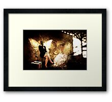 The New Cast System Framed Print