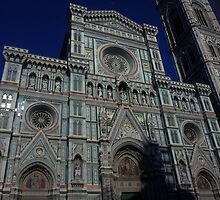 Cathedral of Santa Maria del Fiore by thetutor