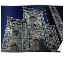 Cathedral of Santa Maria del Fiore Poster