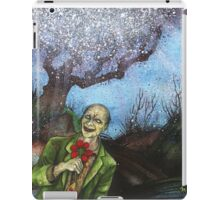 """""""Zombies Have Happy Places Too"""" iPad Case/Skin"""
