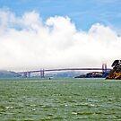 Golden Gate Bridge by Julie Wall