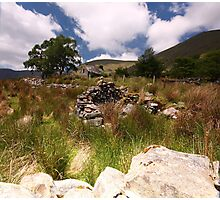 Valley Cottage- Kerry Photographic Print