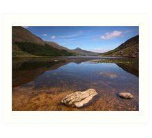 Reflections-Kerry Art Print