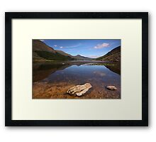 Reflections-Kerry Framed Print