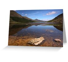 Reflections-Kerry Greeting Card