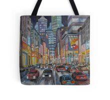 Cityscape 2010 Tote Bag