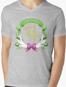 Sailor Signs - Jupiter Mens V-Neck T-Shirt