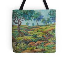 Good Pasture Poor Land for Farming Tote Bag