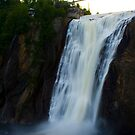 Chute-Montmorency by Sean McConnery