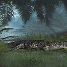Crocodile by Walter Colvin