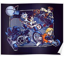 Super Kart Wars Poster