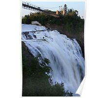 Montmorency Falls Poster