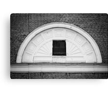 Theatre in a Wall Canvas Print