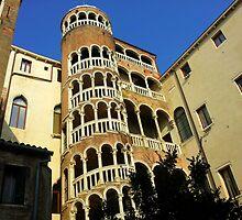 Scala Contarini del Bovolo by thetutor