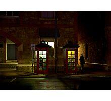 Night Call Photographic Print