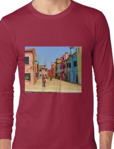 Vacation Photographer Long Sleeve T-Shirt