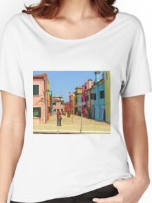 Vacation Photographer Women's Relaxed Fit T-Shirt