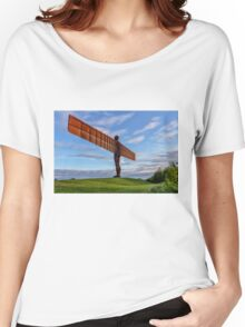 Angel of the North Women's Relaxed Fit T-Shirt