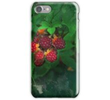 Wineberries iPhone Case/Skin