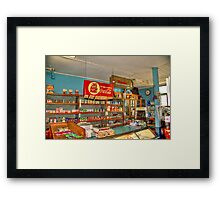 Gilbertsons Country Store-2 Framed Print